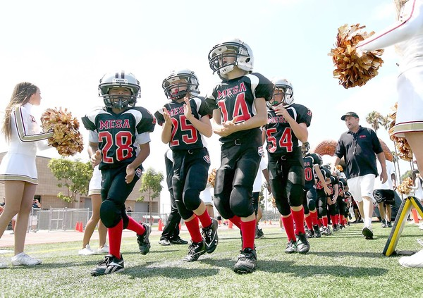 Costa Mesa- Ready for some football?